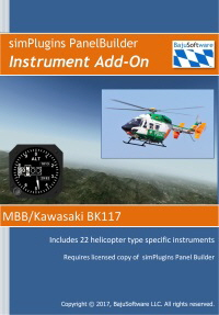 Panel Builder Instrument Add-On P51D